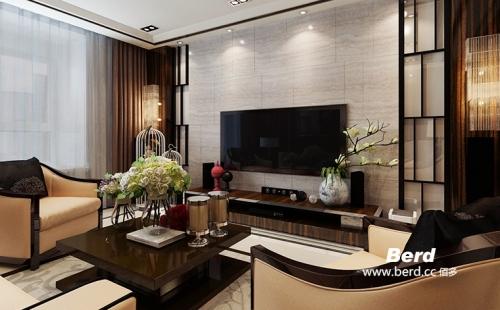 """""""一宅一室""""中式设计"""